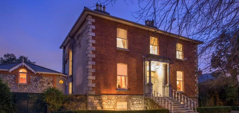 Ireland's Most Expensive Houses