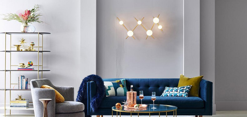 Go Bold With 15 Stunning Statement Pieces For Your Living Room