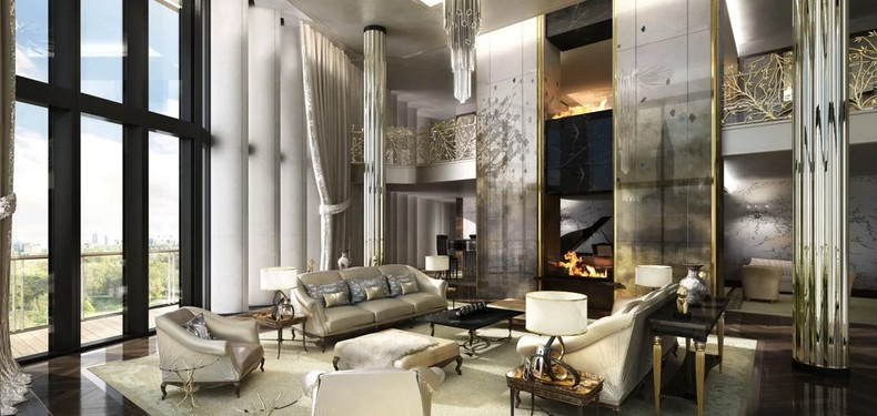 See Inside The 6 Most Expensive Penthouses In The World