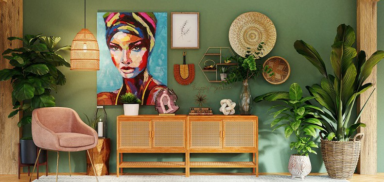Decorate Blank Walls With These Designer Approved Wall Decor Ideas